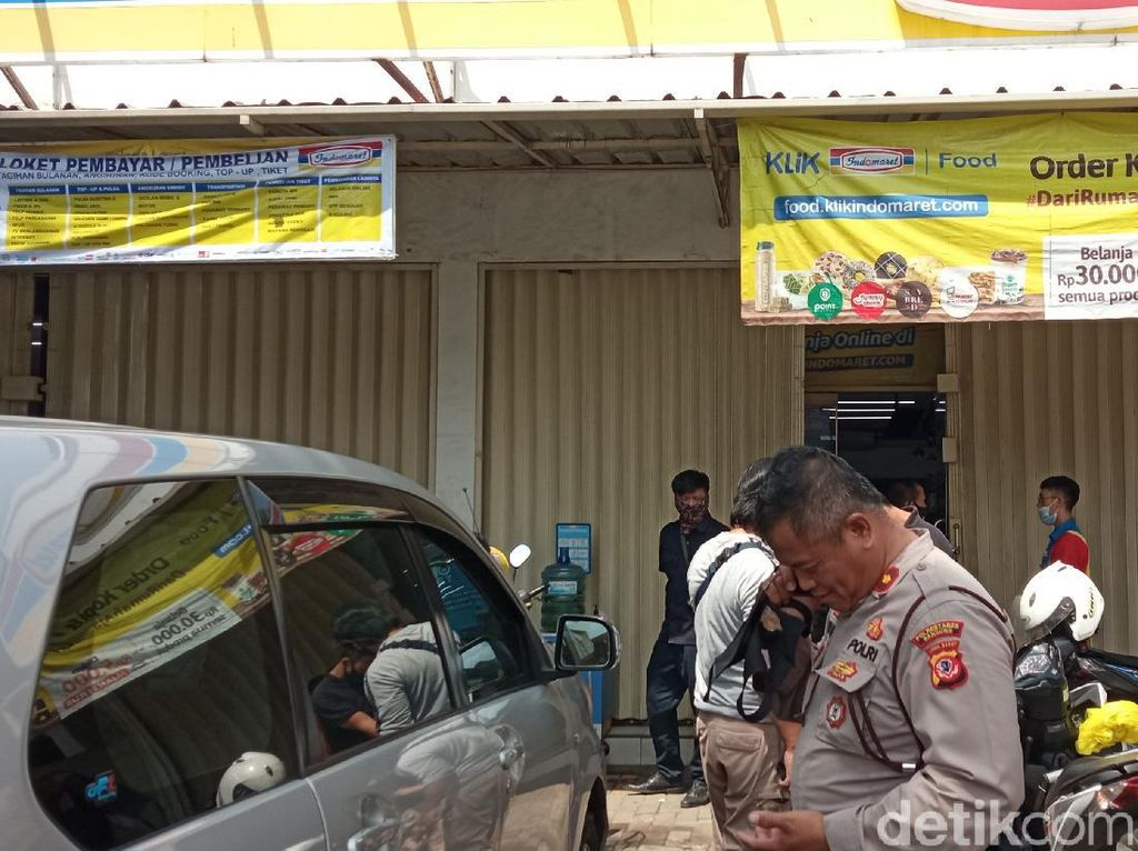 Berbekal Cat Semprot, Pembobol ATM di Bandung Gasak Duit Rp 100 Juta