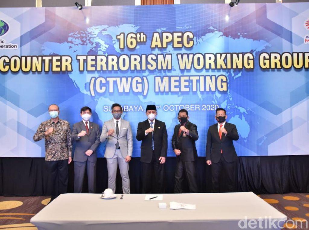 Di Masa Pandemi COVID-19, BNPT Imbau Negara APEC Tetap Waspada Terorisme