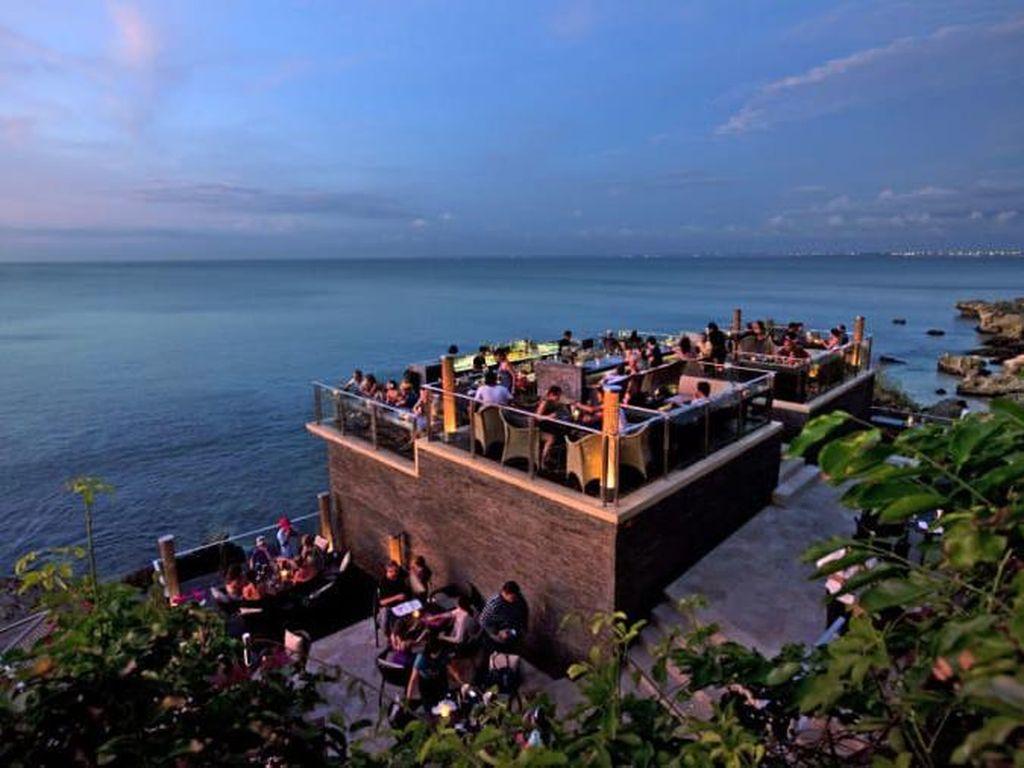 Ini Bar Hotel Terbaik di Dunia, Satu dari Bali