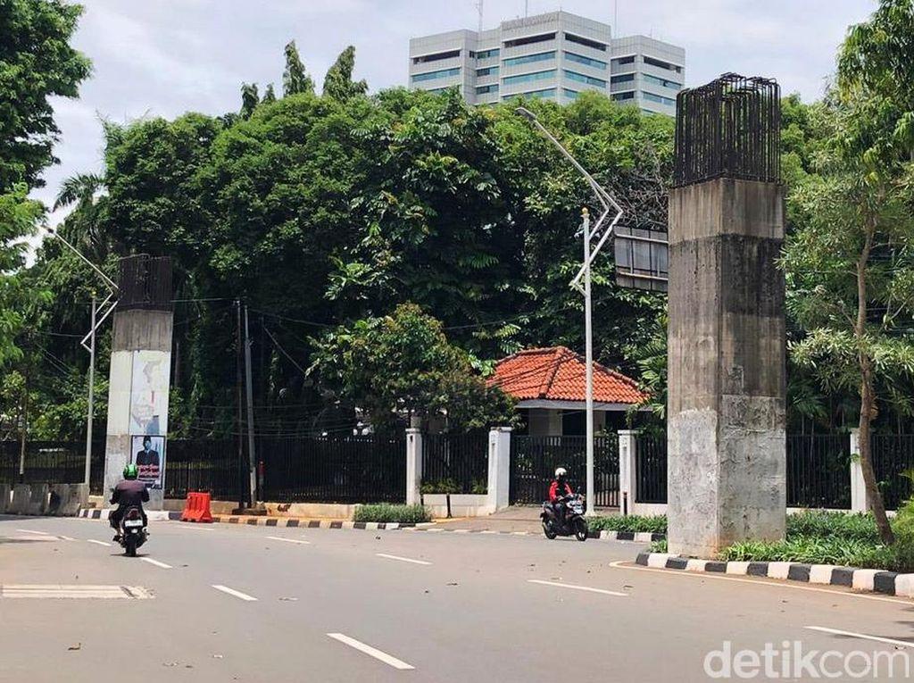 Soal Nasib Tiang Monorel Jakarta, Adhi Karya Tunggu Perintah Pemprov DKI