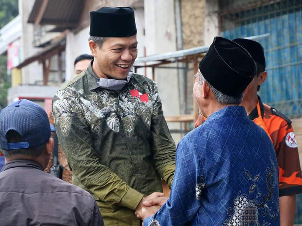 Dadang Supriatna Terpilih Jadi Ketua DPC PKB Kabupaten Bandung