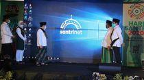 Resolusi Jihad Kontemporer, Muhaimin Iskandar Launching Santrinet di Hari Santri
