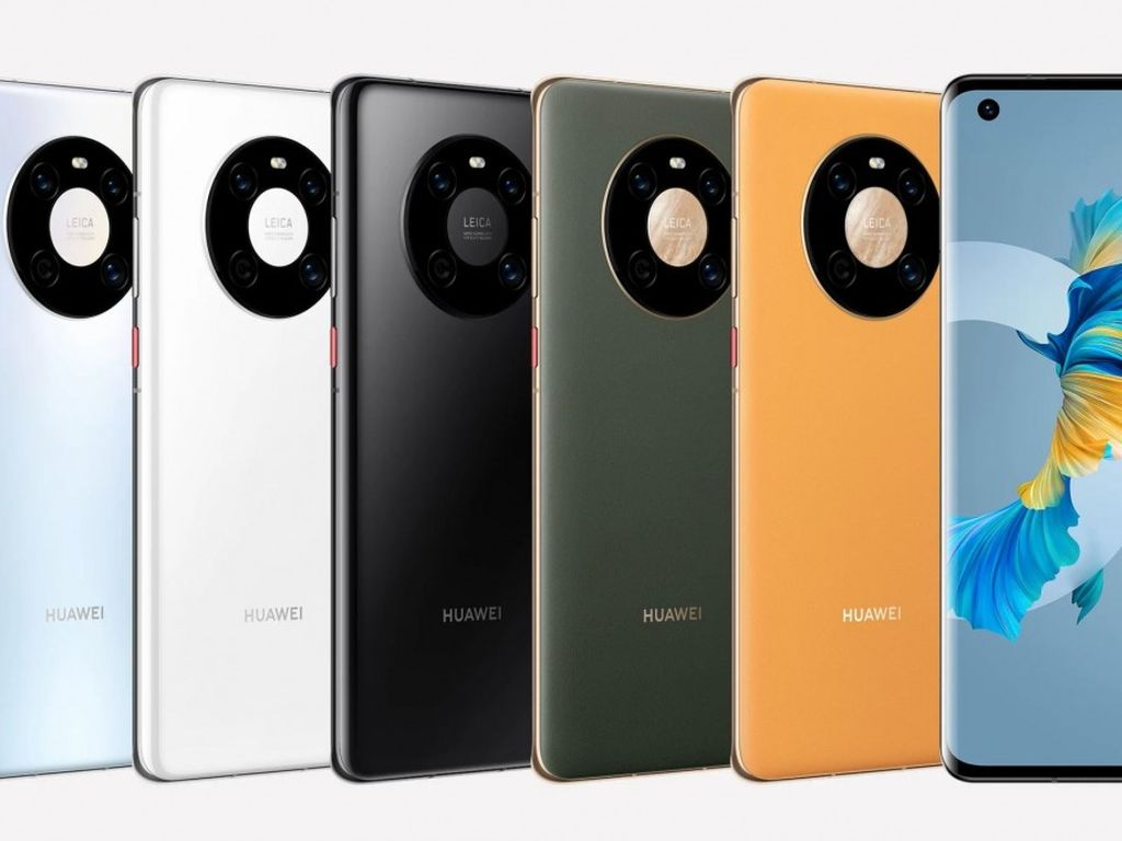 Huawei Umumkan Mate 40 Series Meluncur 15 Desember di Indonesia