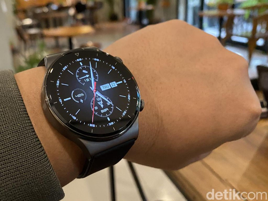 Jegal Apple Watch 6, Huawei Rilis Watch GT 2 Pro Lebih Dulu di Indonesia