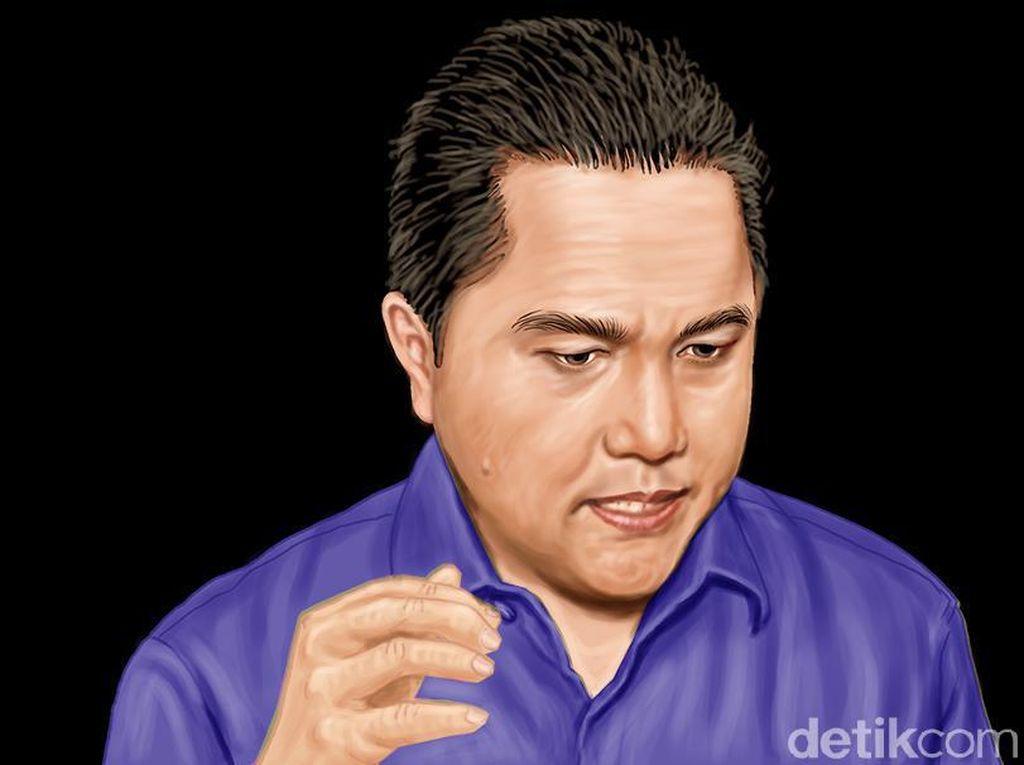 Erick Thohir Sudah Endus Kasus Korupsi Dirut PT PAL Jauh-jauh Hari