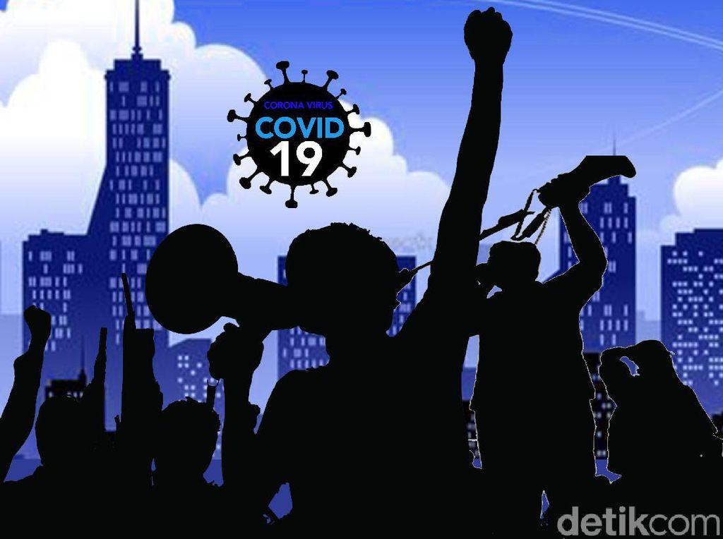 2 Kali Kasus COVID-19 di Jakarta Pecah Rekor dalam Sepekan