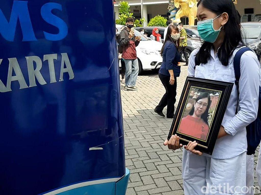 Terduga Pembunuh Yulia yang Tewas Dibakar dalam Mobil Ditangkap!