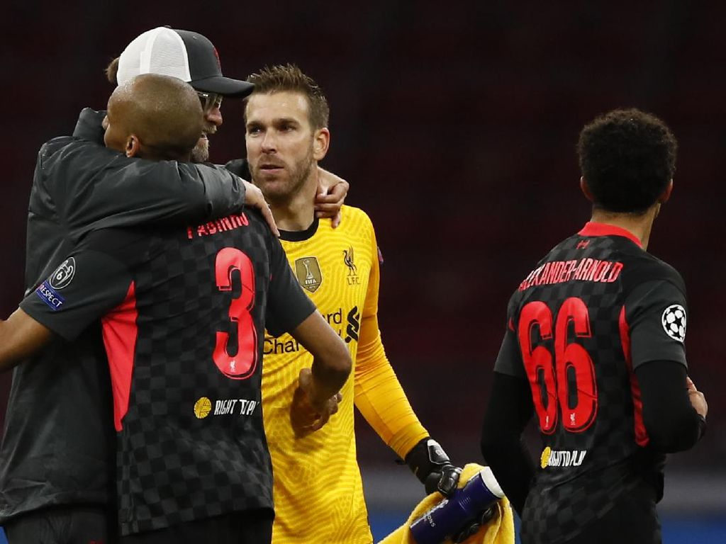 Liverpool Tak Sempurna, tapi Sudah Cukup untuk Menang