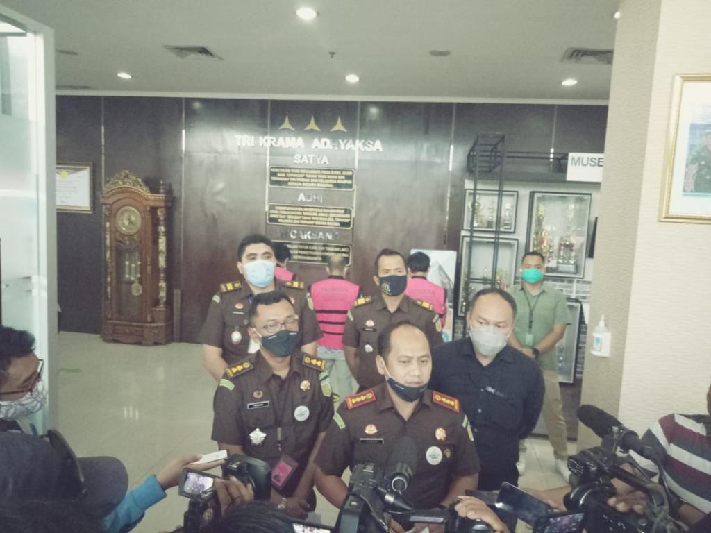 3 Tersangka Kasus Kredit Fiktif Bank BUMN Ditahan Jaksa