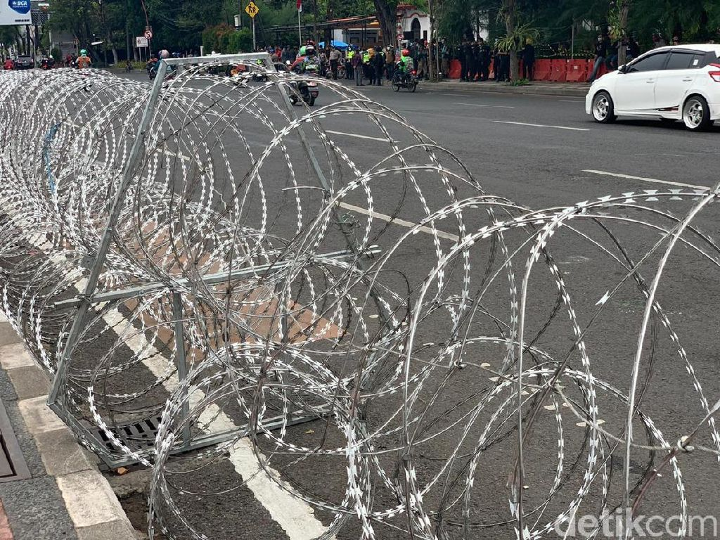 Demo Omnibus Law di Surabaya Kembali Digelar, Massa Diprediksi 15 Ribu Buruh