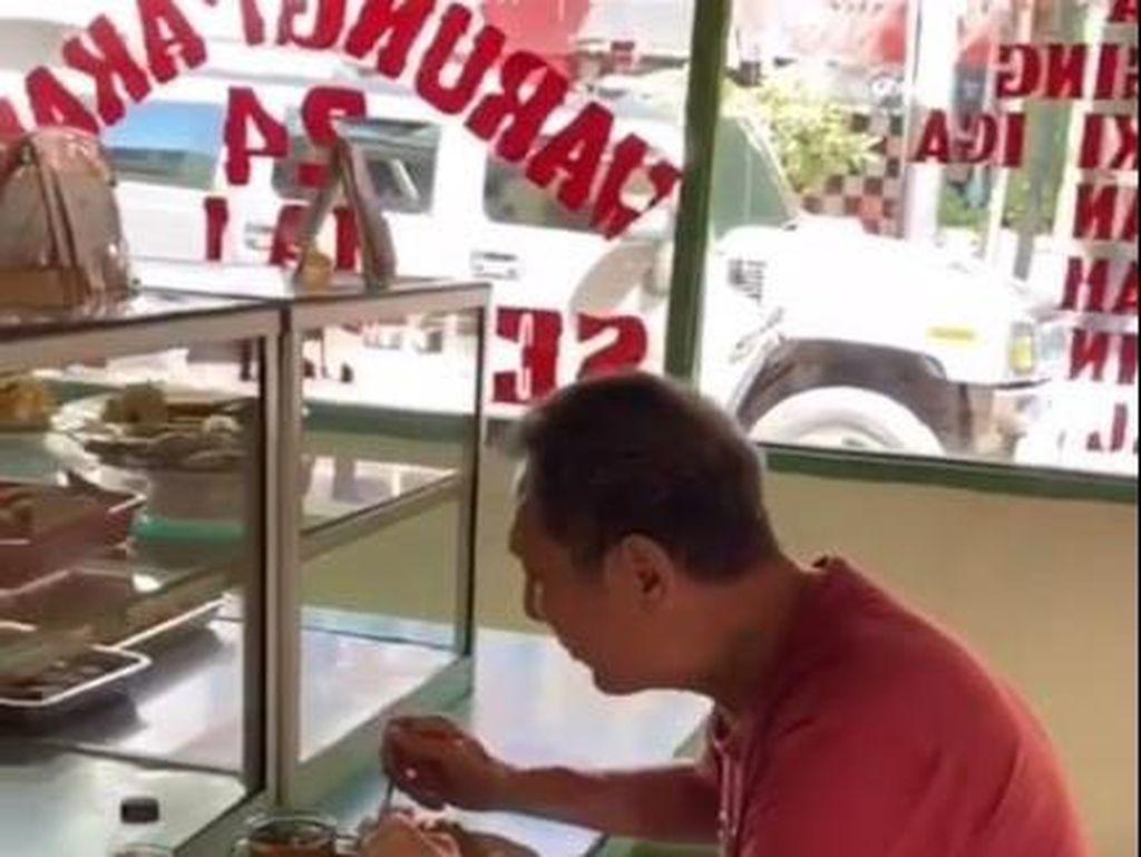 Makanan Pereda Asam Lambung hingga Konglomerat Makan di Kaki Lima