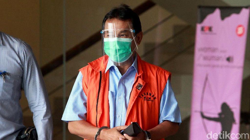 KPK Dalami Kasus Eks Bupati Bogor Rachmat Yasin