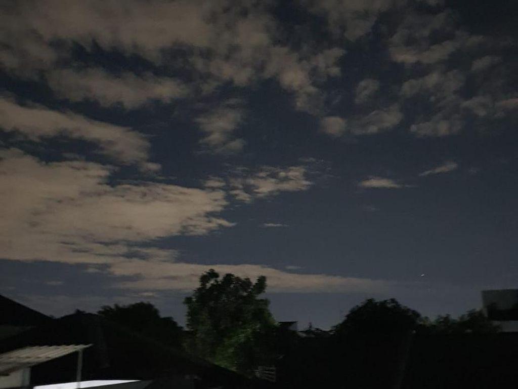 Langit Malam Cerah di Jakarta dan Sekitarnya, BMKG: Lazim di Peralihan Musim