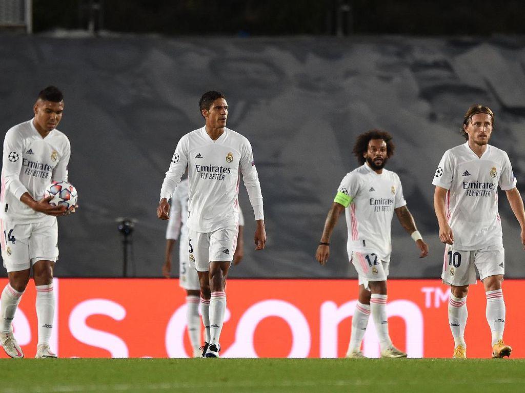 Pertanda Buruk untuk Real Madrid
