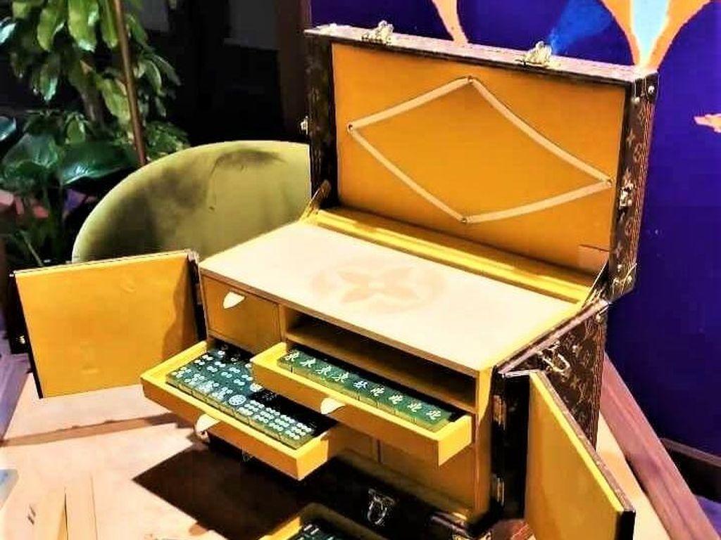 Louis Vuitton Rilis Set Permainan Mahjong Eksklusif, Dijual Rp 1,1 Miliar
