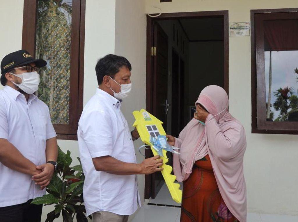 Pemprov Aceh Bangun 4.042 Rumah Warga Kurang Mampu Jadi Layak Huni