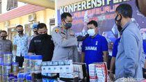 Pengakuan Pembobol Minimarket di Pasuruan yang Ketagihan Curi Rokok dan Susu