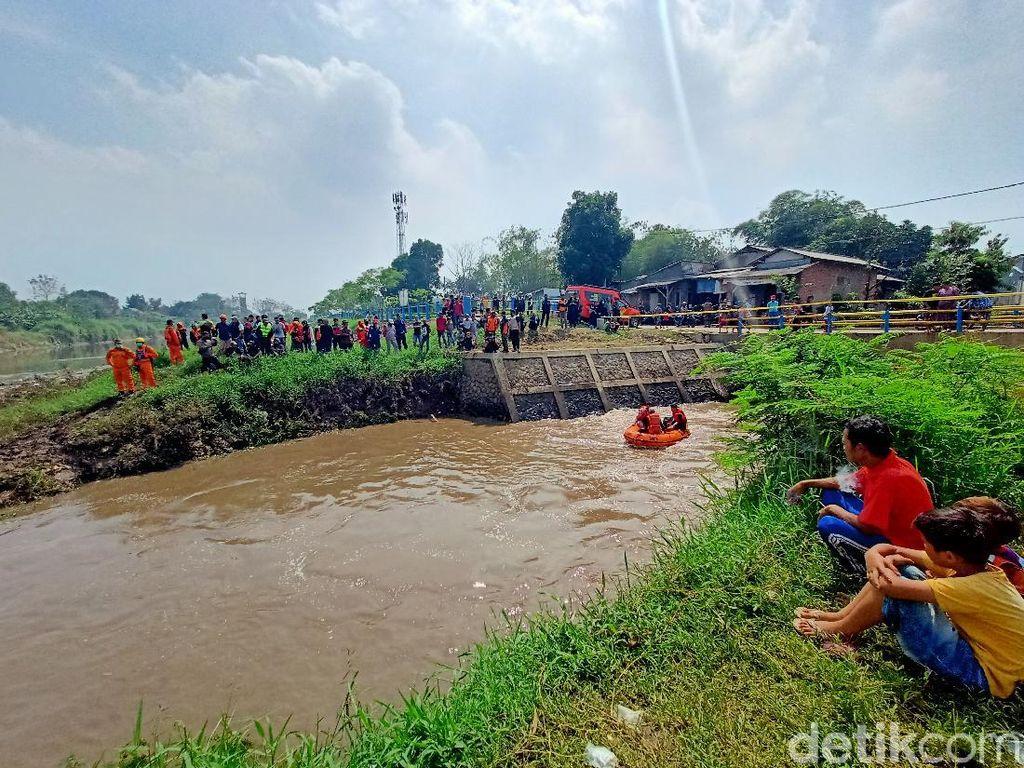 Jasad Bocah Bandung yang Tenggelam di Citarum Ditemukan