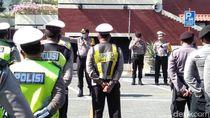 Demo Lanjutan Buruh Tolak Omnibus Law di Surabaya, 914 Personel Diturunkan