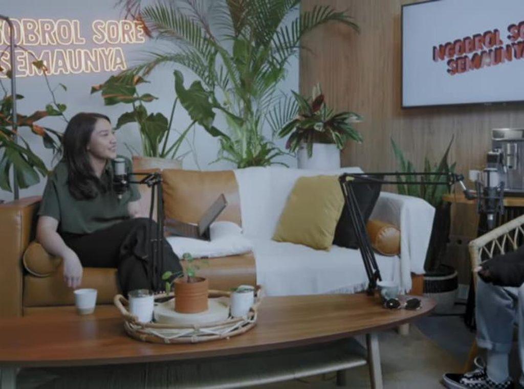 NSS: Putri Tanjung dan Rizky Febian Bicara Lagu Mantan hingga Nikah Muda