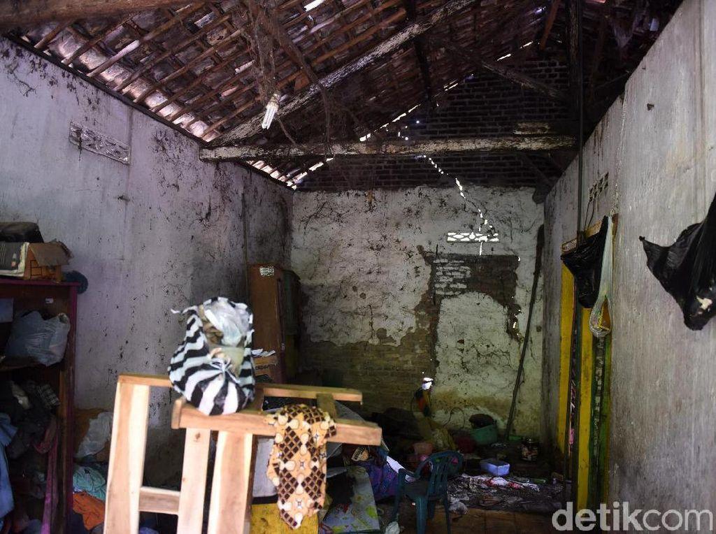 Rumah di Kota Kediri yang Viral Tak Layak Huni Segera Dibedah
