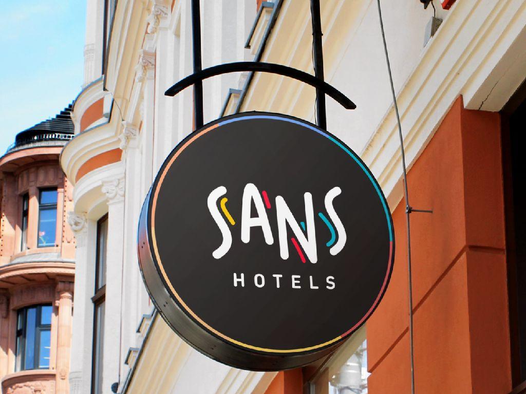 Dear Milenial, Ini Sans Hotel untuk Kamu yang Mau Santai