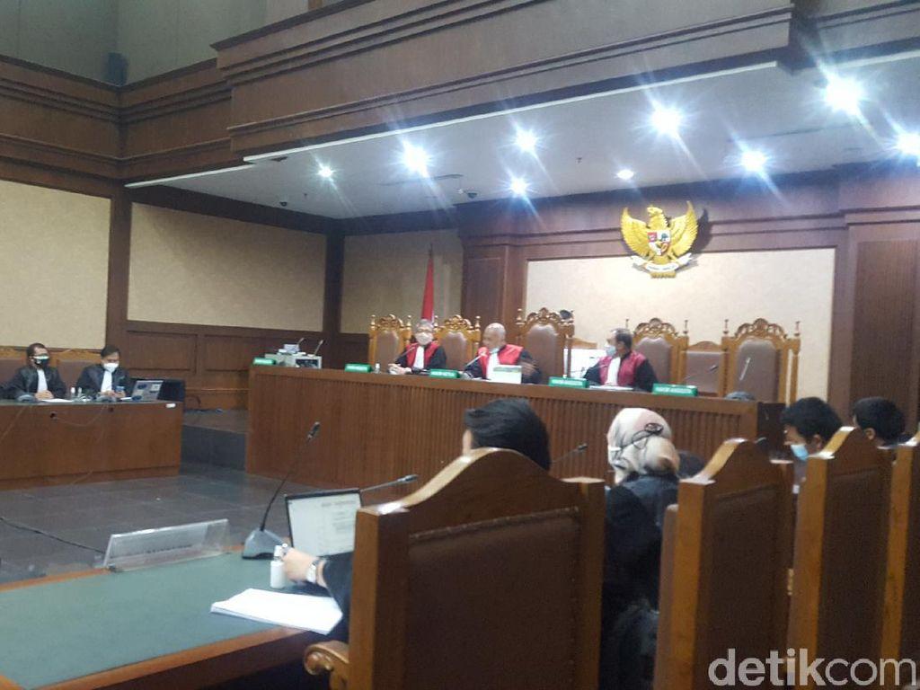 Eks Sekretaris MA Nurhadi dan Menantu Didakwa Terima Suap-Gratifikasi Rp 83 M