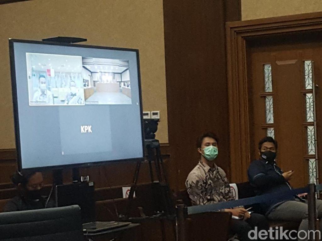 Jaksa KPK Beberkan Aliran Uang Suap Nurhadi di Kasus Dagang Perkara