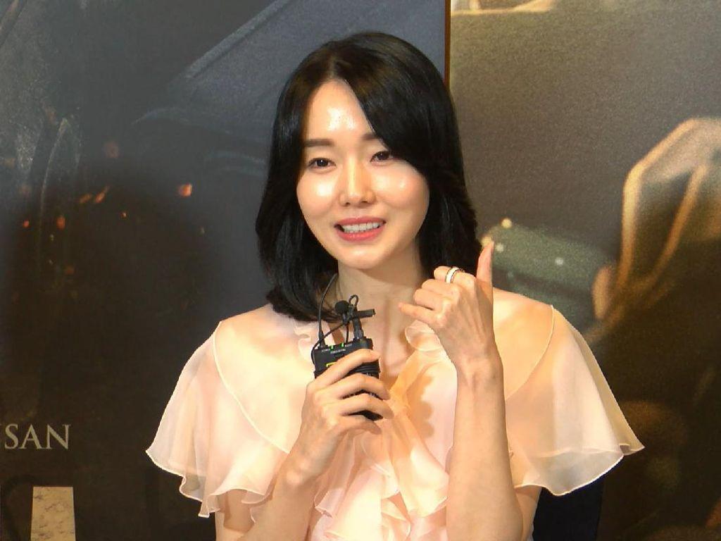 Lee Jung Hyun: Zombie di Peninsula Lebih Cepat dari Train to Busan!