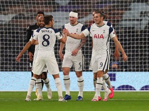 Tottenham Vs LASK: The Lilywhites Menang 3-0