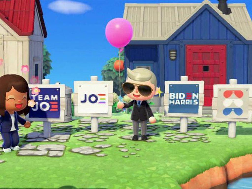 Bagaimana Video Game Digunakan untuk Kampanye Pilpres AS?