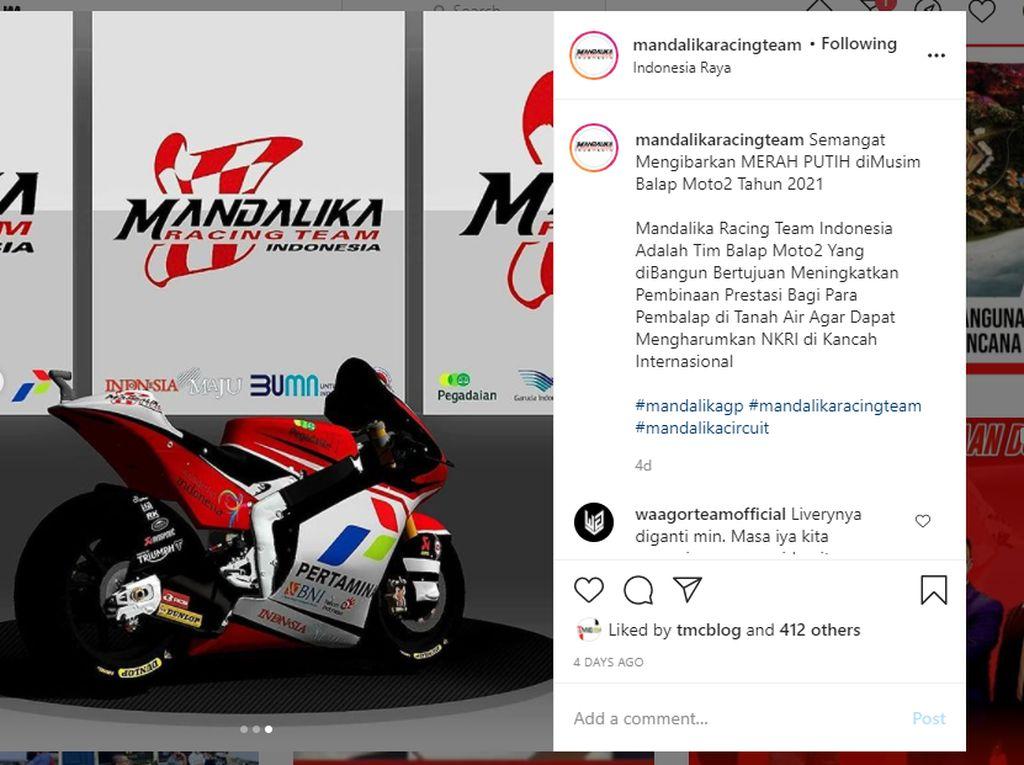 10 Fakta Menarik Tim MotoGP Indonesia