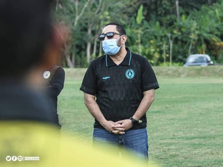 Direktur PT PSS Marco Gracia Paulo