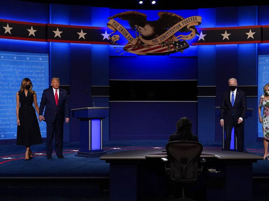 Intip Beda Cara Trump dengan Biden Atasi Corona