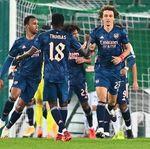 Rapid Vienna Vs Arsenal: Aubameyang Cetak Gol, The Gunners Menang 2-1