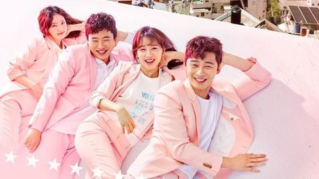 Drama Menginspirasi Park Seo Joon Fight For My Way/Viki.com