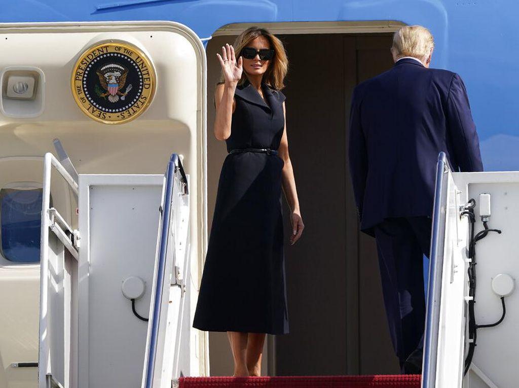 Rencana Melania Trump Usai Keluar dari Gedung Putih, Mau Jadi Model Lagi?