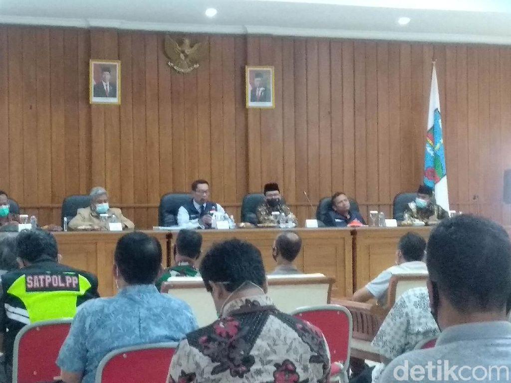 Jelang Pilbup Pangandaran, Ridwan Kamil: Masyarakat Jangan Parasea