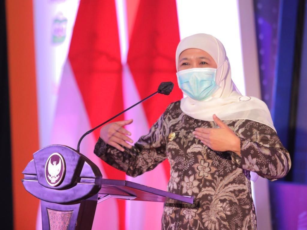 Gubernur Khofifah Akan Buka Konferwil 2 AMSI Jatim di Kota Batu