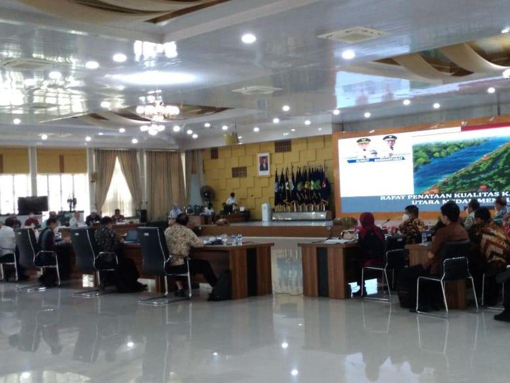 Gubsu Mau Sulap Daerah Utara Medan Jadi Tempat Wisata: Selama Ini Kumuh