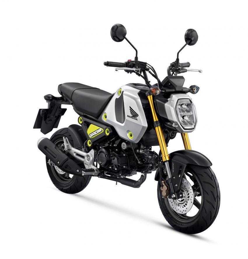 Honda Grom 2020.