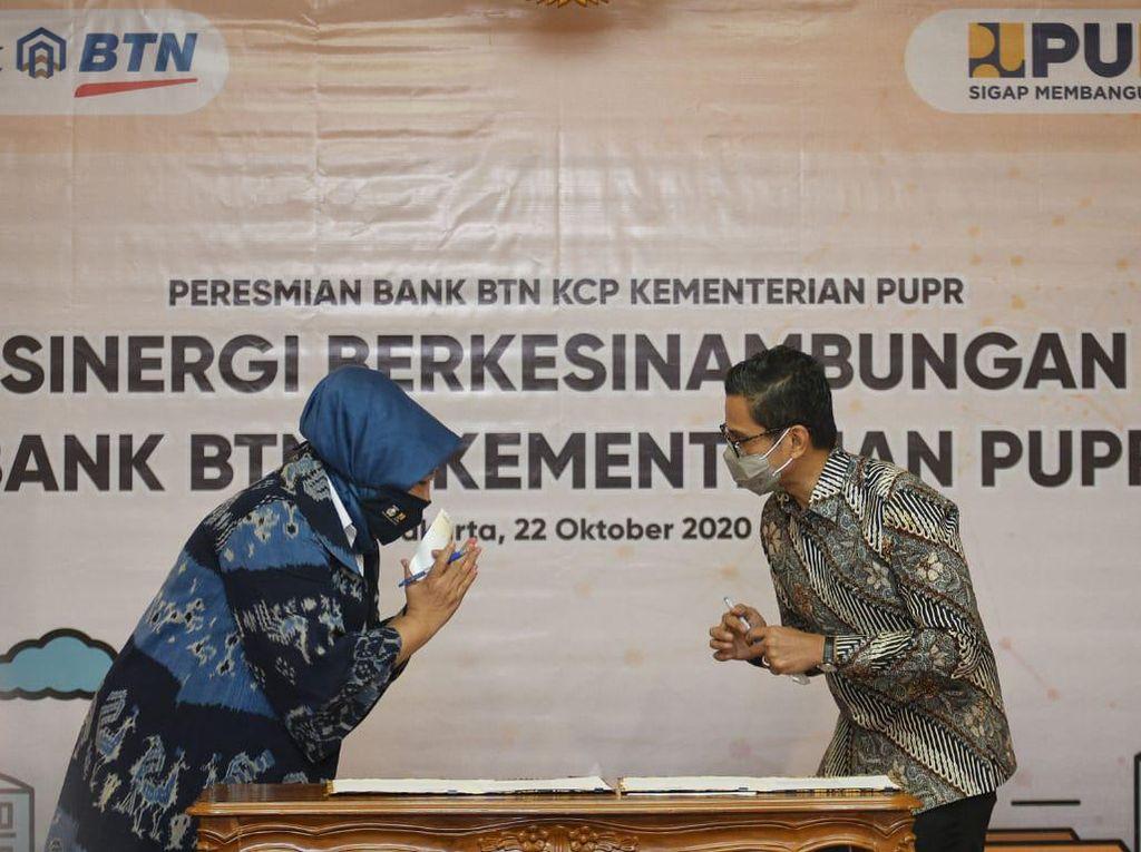 Jaring Mitra Kerja dengan Layanan Perbankan