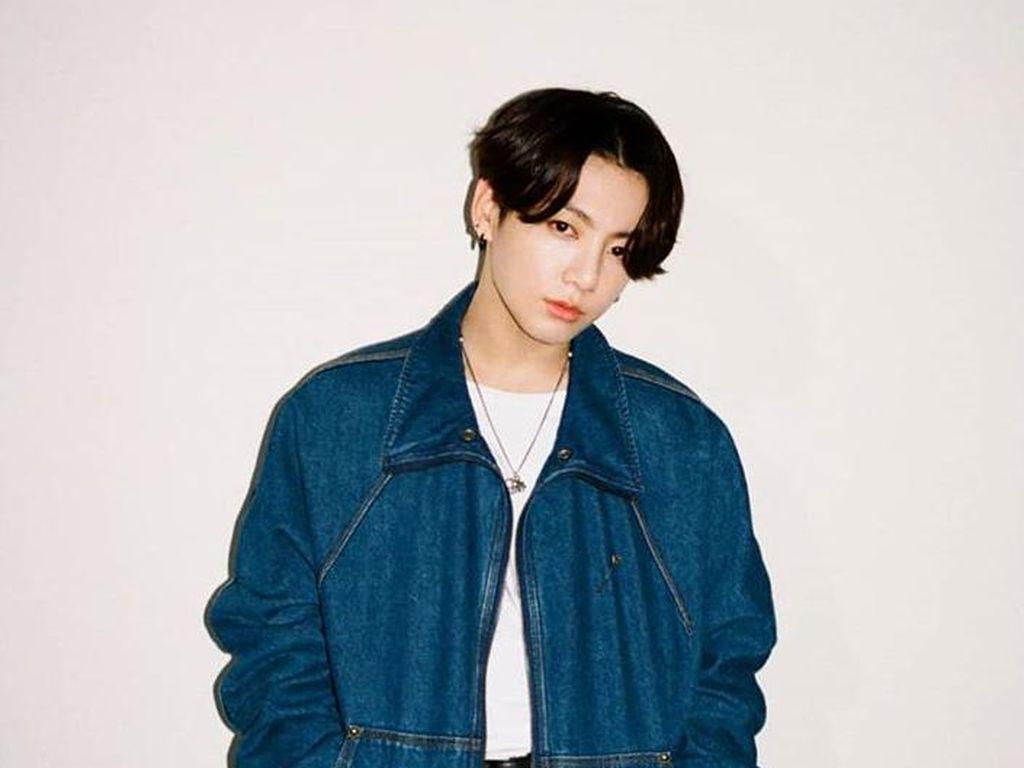 Wow! Jungkook BTS Raih Gelar Sexiest International Man 2020