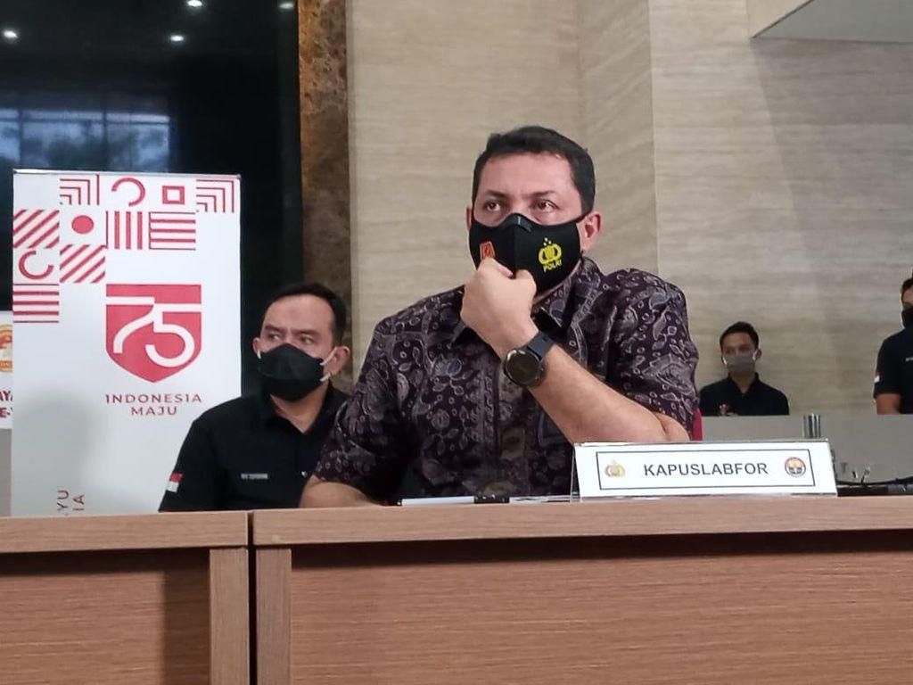 Kapuslabfor Polri: Minim Data, CCTV Hangus Semua Saat Kebakaran Kejagung