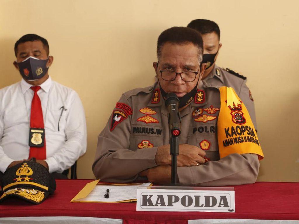 Kapolda Papua Ungkap Alasan Intan Jaya dan Nduga Masih Merah
