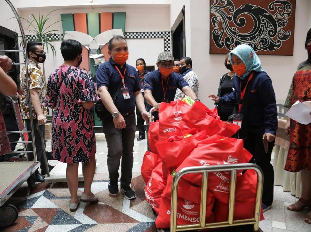 Kemensos Catat Ribuan Karyawan Hotel di Bandung Terdampak COVID-19
