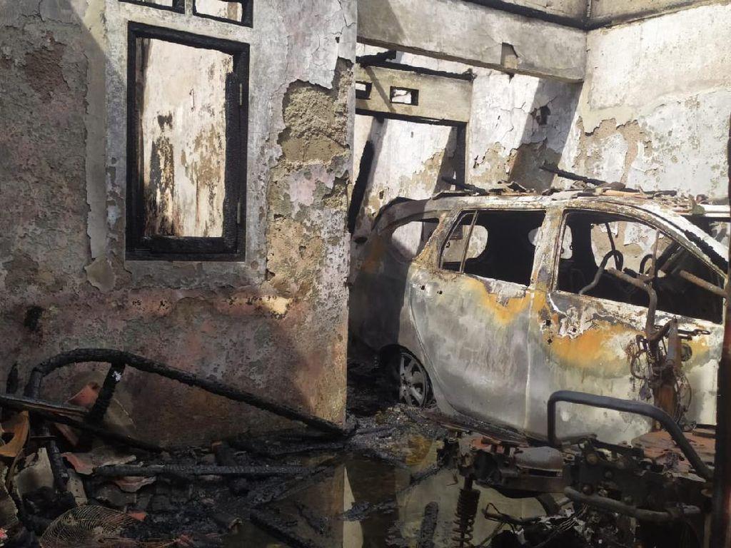 Tetangga Dengar Teriakan saat Kebakaran Tewaskan Sekeluarga di Tangerang