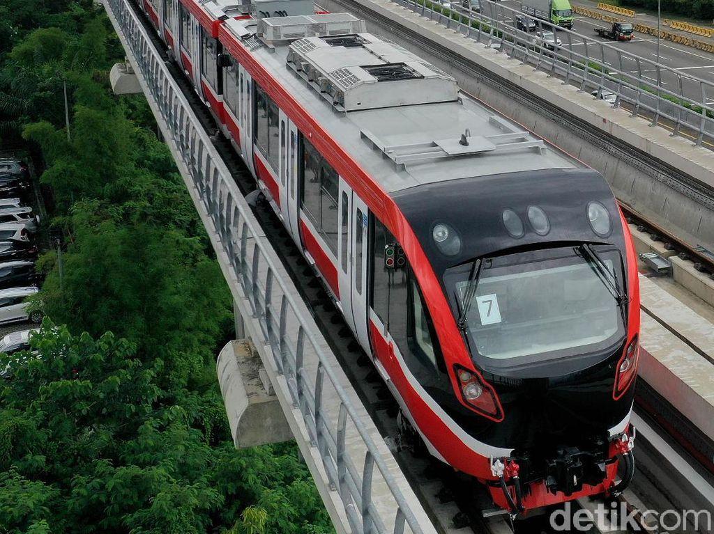 3 Fakta Penting Biang Kerok Proyek LRT Jabodebek Molor