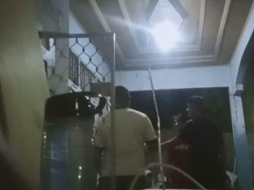 Mabuk Bawa Pistol ke Kantor Persma UIN Makassar, Oknum Sekuriti Ditangkap