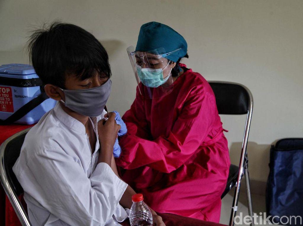 Pemberian Imunisasi untuk Anak di Tengah Pandemi COVID-19